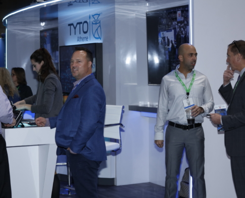 Tyto Athene Booth at AFCEA West 2020