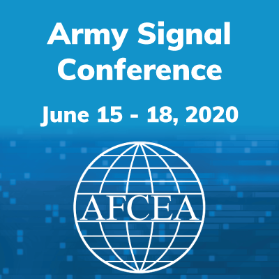 Army Signal Conference events Tyto Athene