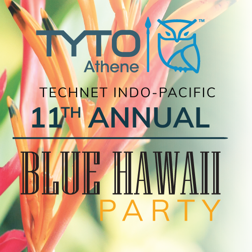 Tyto 11th Annual Blue Hawaii