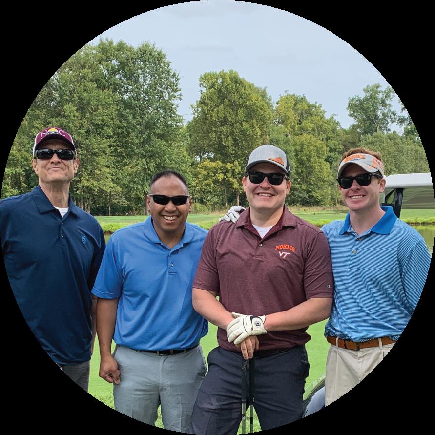 Tyto Athene Employees Golf Tournament
