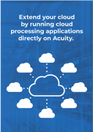 Cloud Applications with Acuity