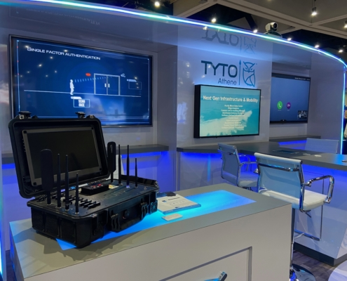 Acuity by Tyto Athene at AFCEA West