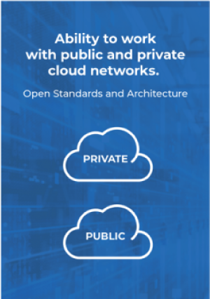Acuity Private and Public cloud