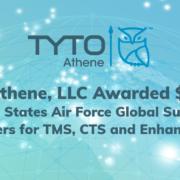 Tyto Athene Award USAF Global Sustainment Enhanced 911