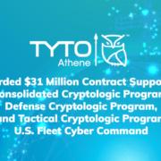 Tyto Athene Awarded Contract US Fleet Cyber Command