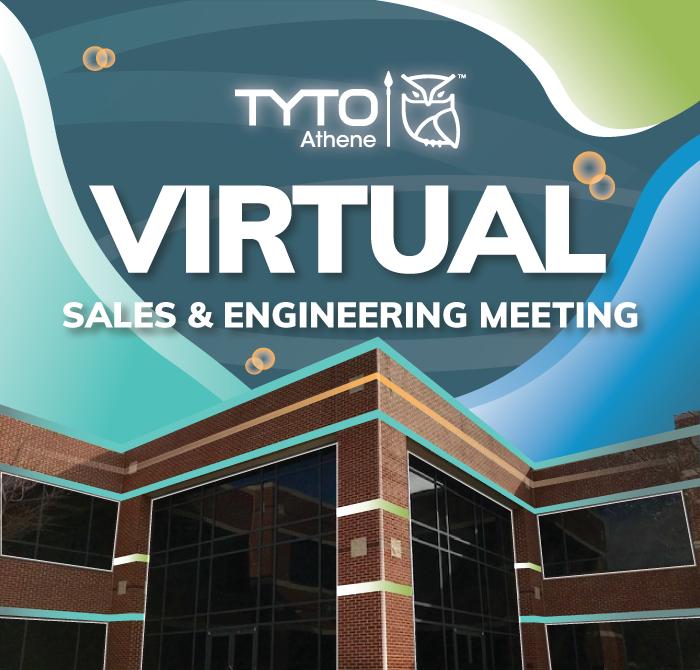 Tyto Athene Virtual Sales and Engineering Meeting